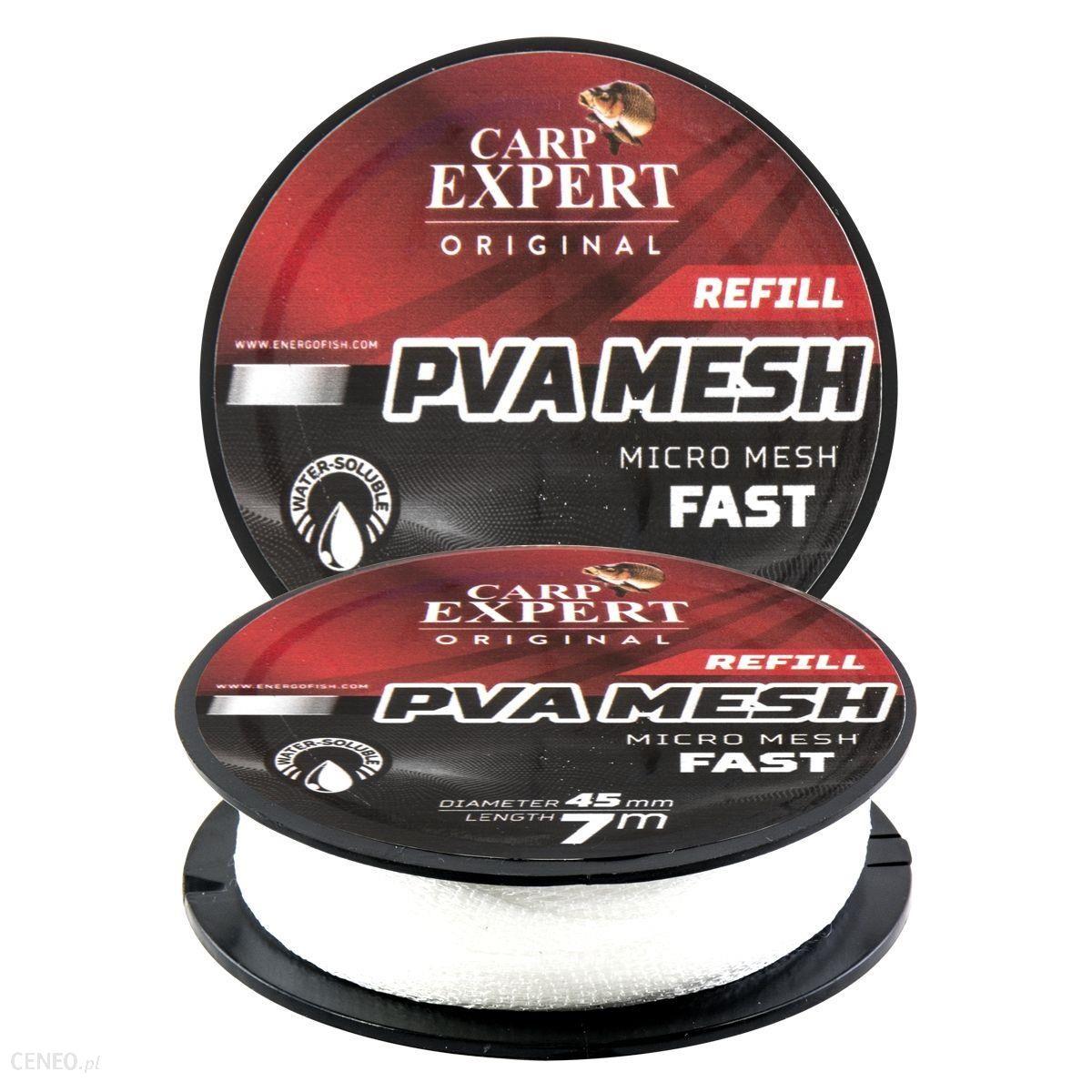 Energofish Carp Expert Pva Uzupełnienie 35Mm 7M