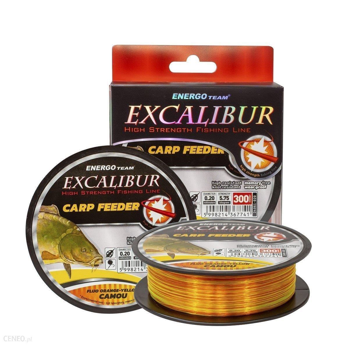 Energofish Energo Fish Excalibur Method Feeder Fluo 0