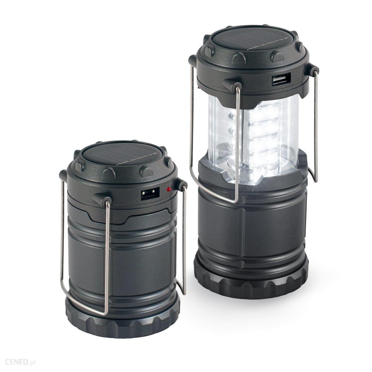 Energofish Energo Fish Lampa Solar Kemping Led