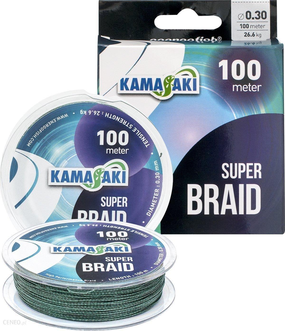 Energofish Plecionka Kamasaki Super Braid 0