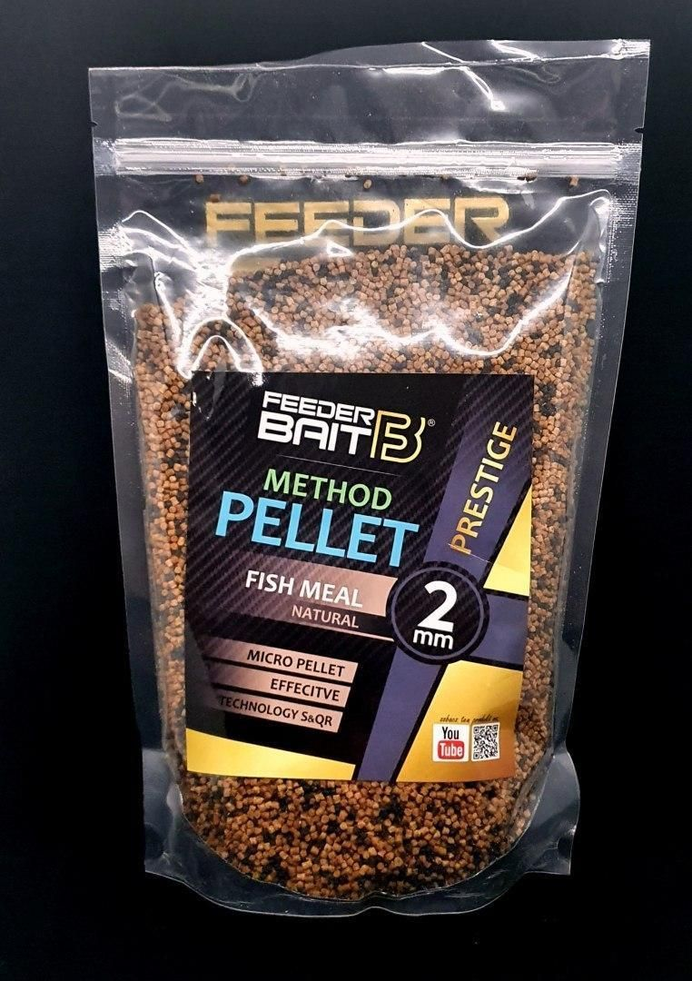 Feeder Bait Feeder Baits Micro Pellets Maggot 2Mm 800G