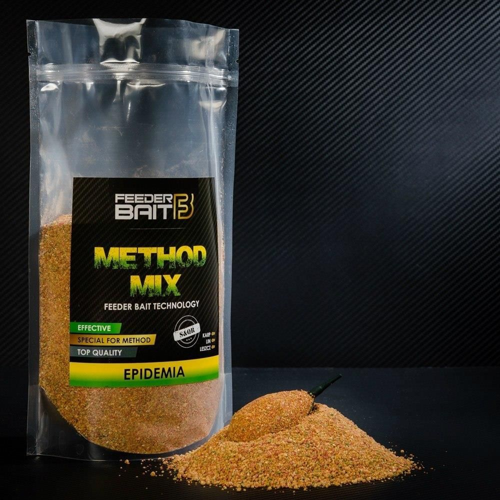 Feeder Bait Method Mix Epidemia