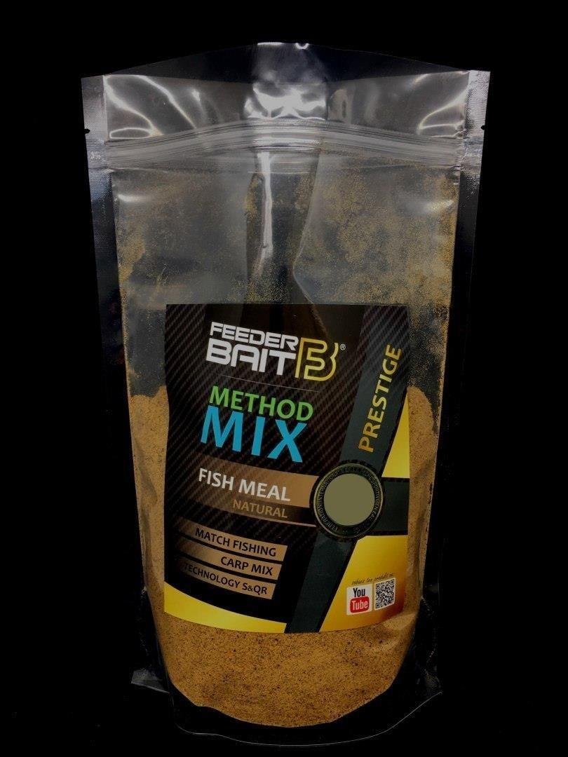 Feeder Bait Method Mix Prestige Fish Meal Natural 800G