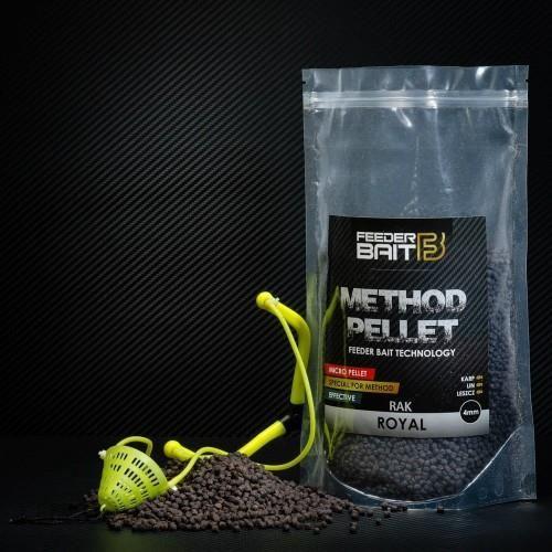 Feeder Bait Micro Pellets Rak 4Mm Black 800G (Fb1211)