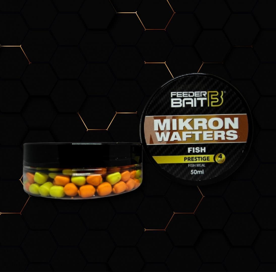 Feeder Bait Mikron Fish 4 Mm-