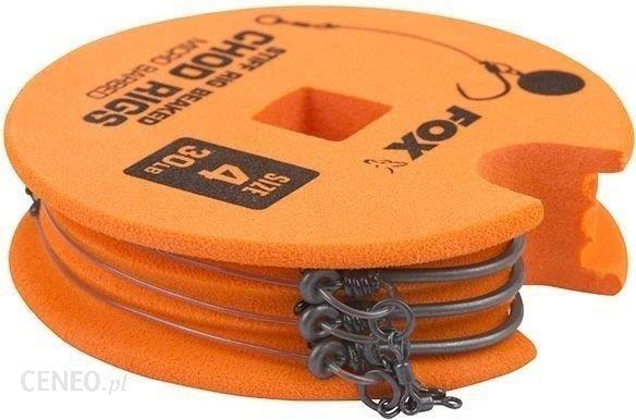 Fox Armapoint Stiffchod Rig 30Lb Size 5