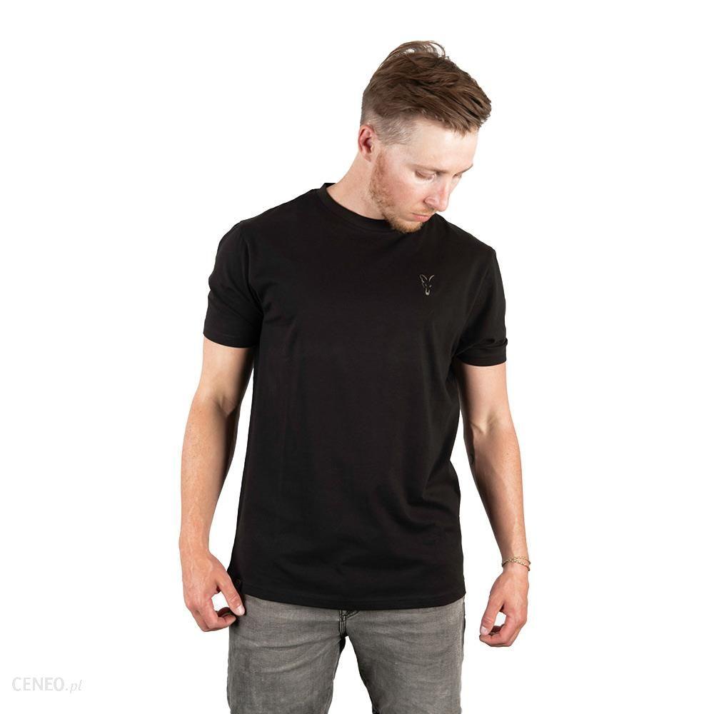 Fox Black T-Shirt Roz M