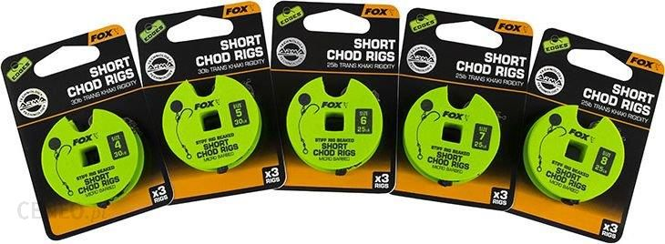 Fox Edges Chod Rigs Short (Ccr164)