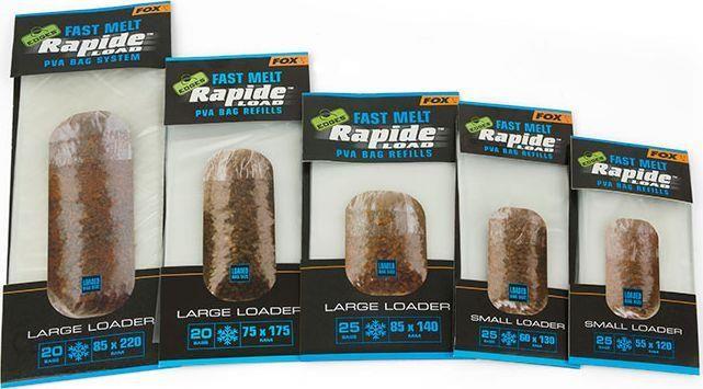 Fox Edges Rapide Refills Slow Melt 85Mmx220Mm X 20 Bags (Cpv062)