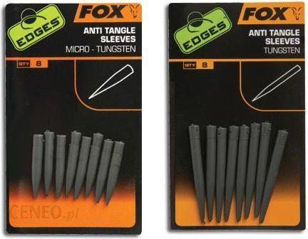 Fox Edges Tungsten Anti Tangle Sleeves (Cac630)