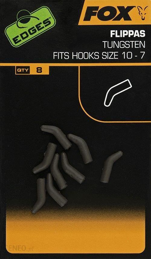 Fox Edges Tungsten Flippa'S Sizes 10-7 8Szt (Cac733)