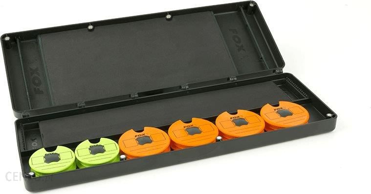 Fox F Large Disc & Rig Box System Inc Pins And Discs (cbx081)