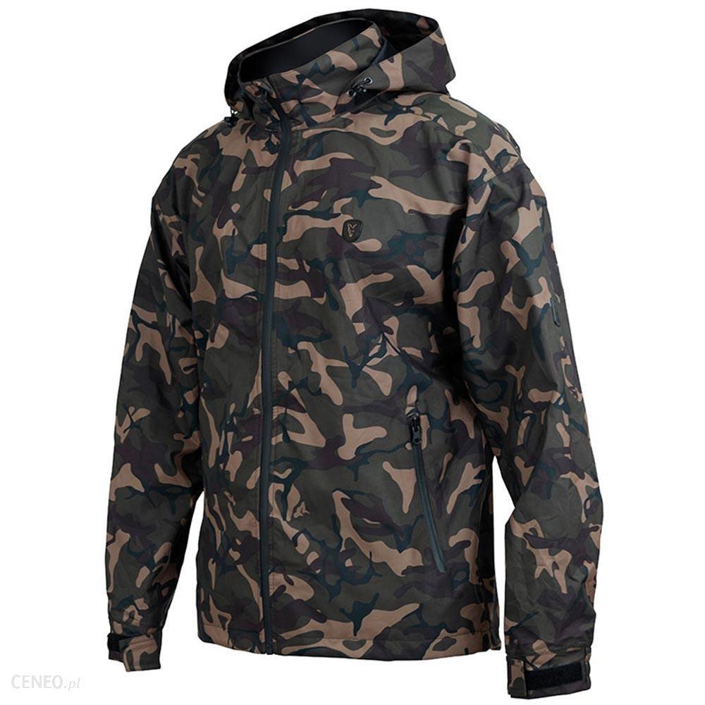 Fox Lw Camo Rs 10K Jacket Kurtka Roz S