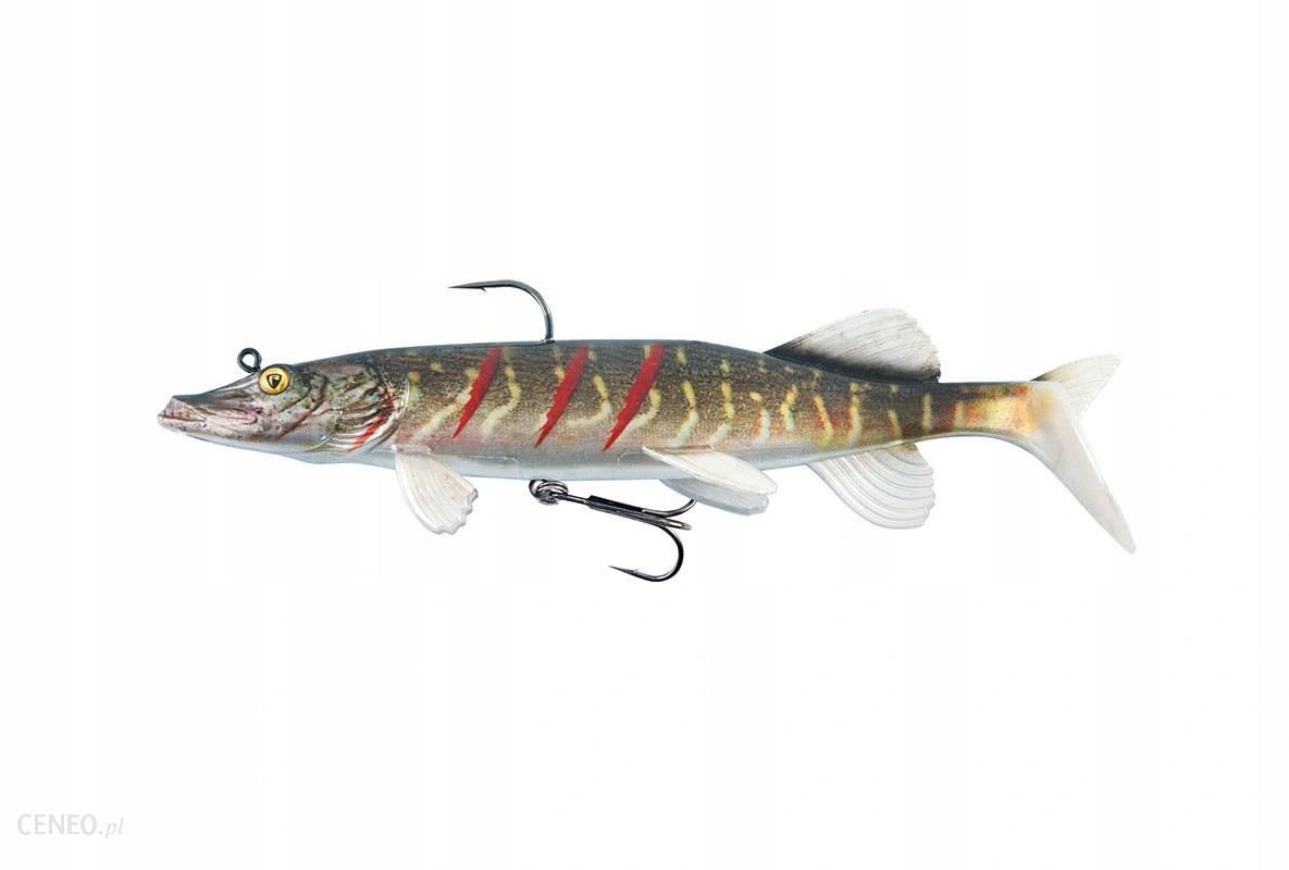 FOX RAGE REPLICANT PIKE 10CM WOUNDED (NRE073)