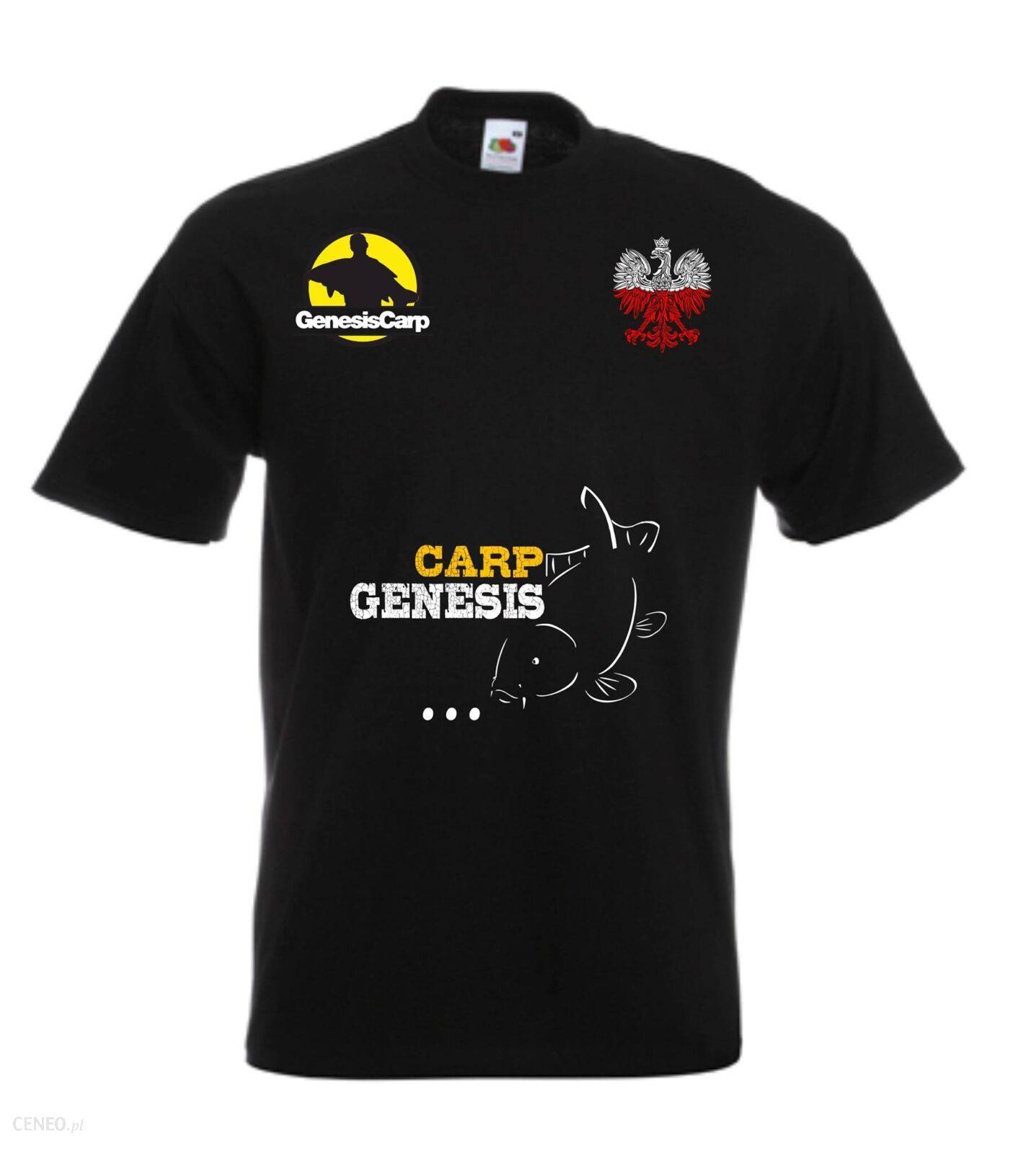 Genesis Carp T-Shirt Genesis Xl