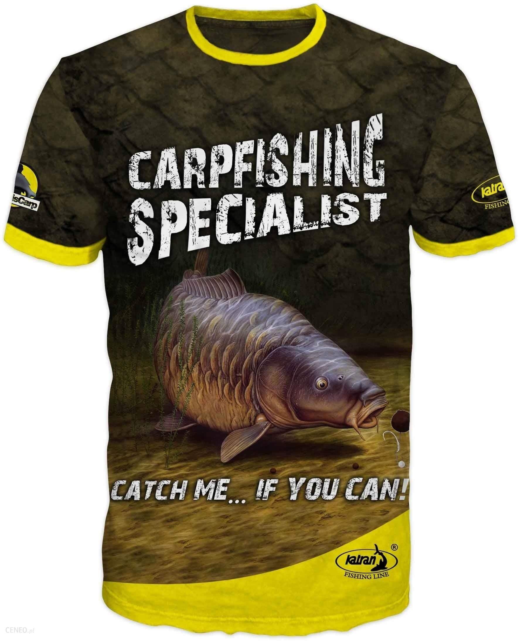 Genesis Carp T-Shirt X1 M