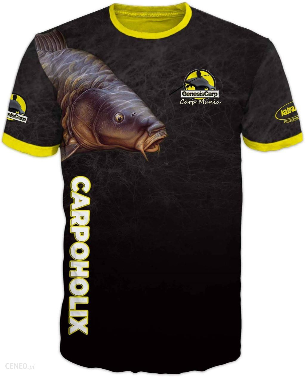 Genesis Carp T-Shirt X2 Xxxl