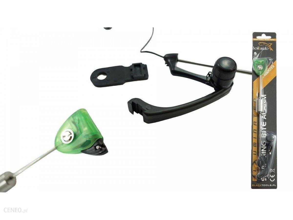 Hokkaido Swinger Sygnalizator Brań Świecący Zielony