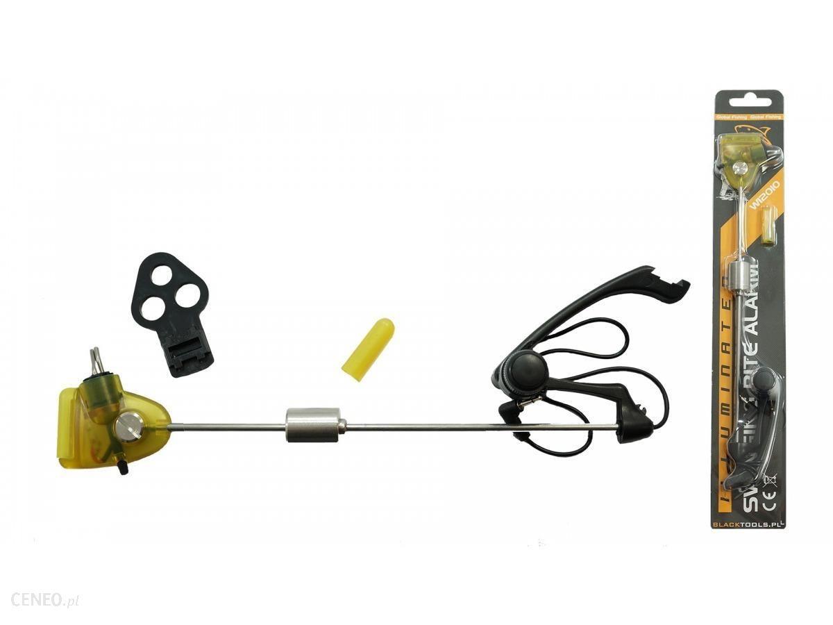 Hokkaido Swinger Sygnalizator Profesional Żółty Świecący