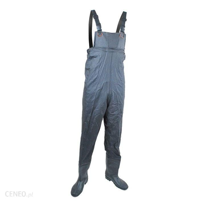 Iso Trade Wodery Spodniobuty Spodnie Wędkarskie 41 + Szelki 407