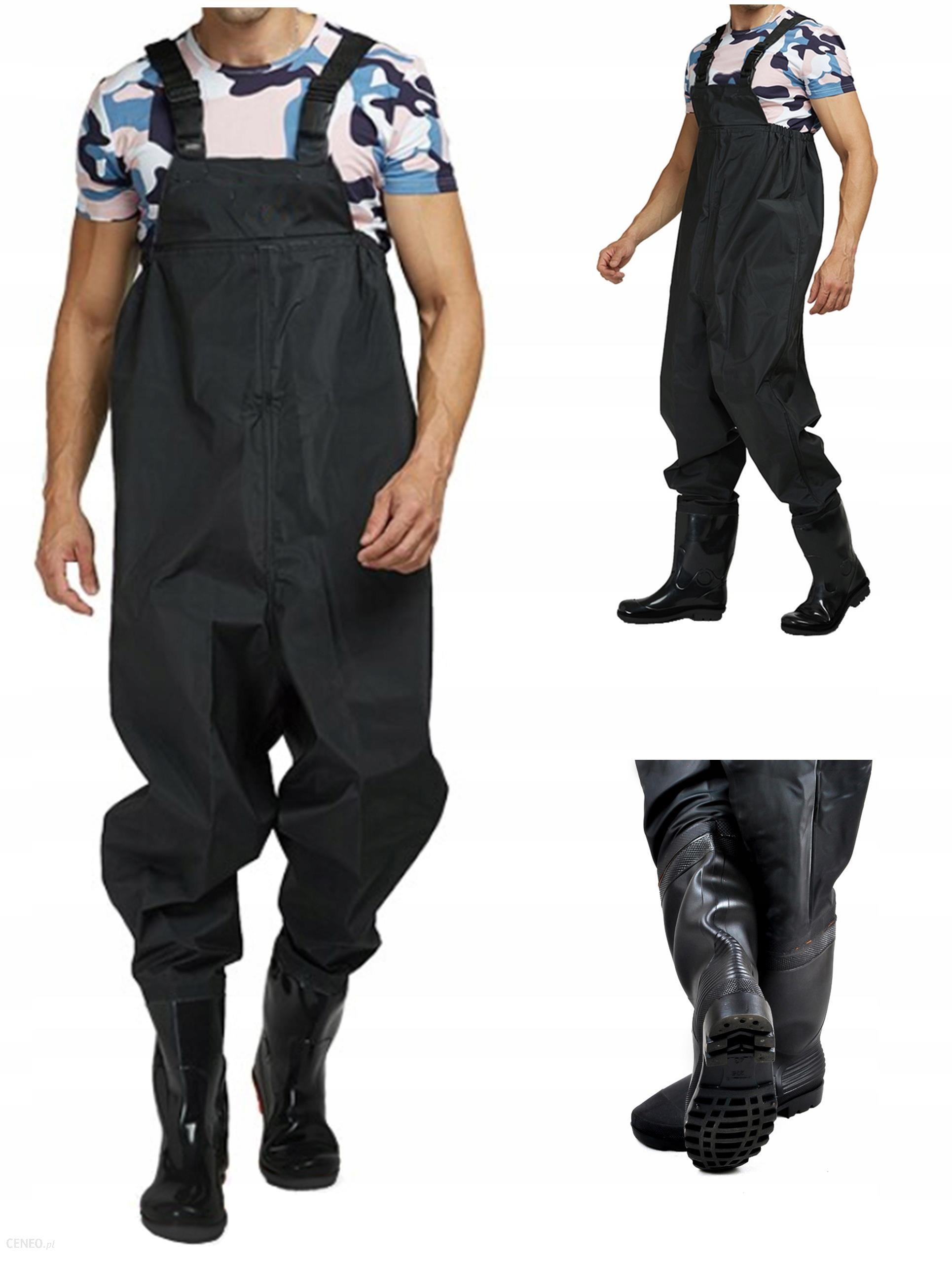 Isotrade Spodniobuty Wędkarskie Wodery 45 (00000581)