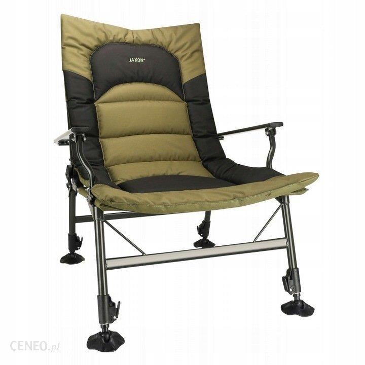 Jaxon Fotel Karpiowy Krzesło Wędkarskie K120