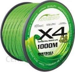Jaxon Plecionka Shiro Silk Braided Line X4 0