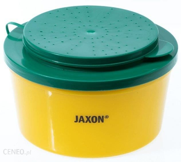 Jaxon Pudełko Na Przynęty Robaki 15CmX 10Cm