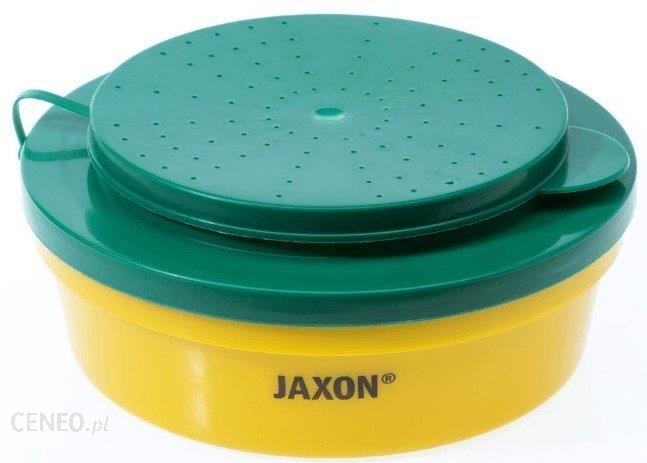 Jaxon Pudełko Na Przynęty Robaki 15CmX 7Cm