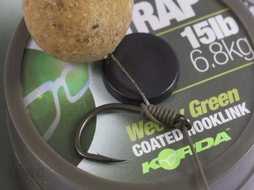 Korda N-Trap Gravel Brown Soft 30lb - 20m Brązowy