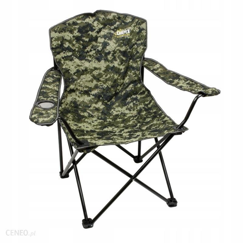 Krzesło karpiowe Carpex 74x53x96cm