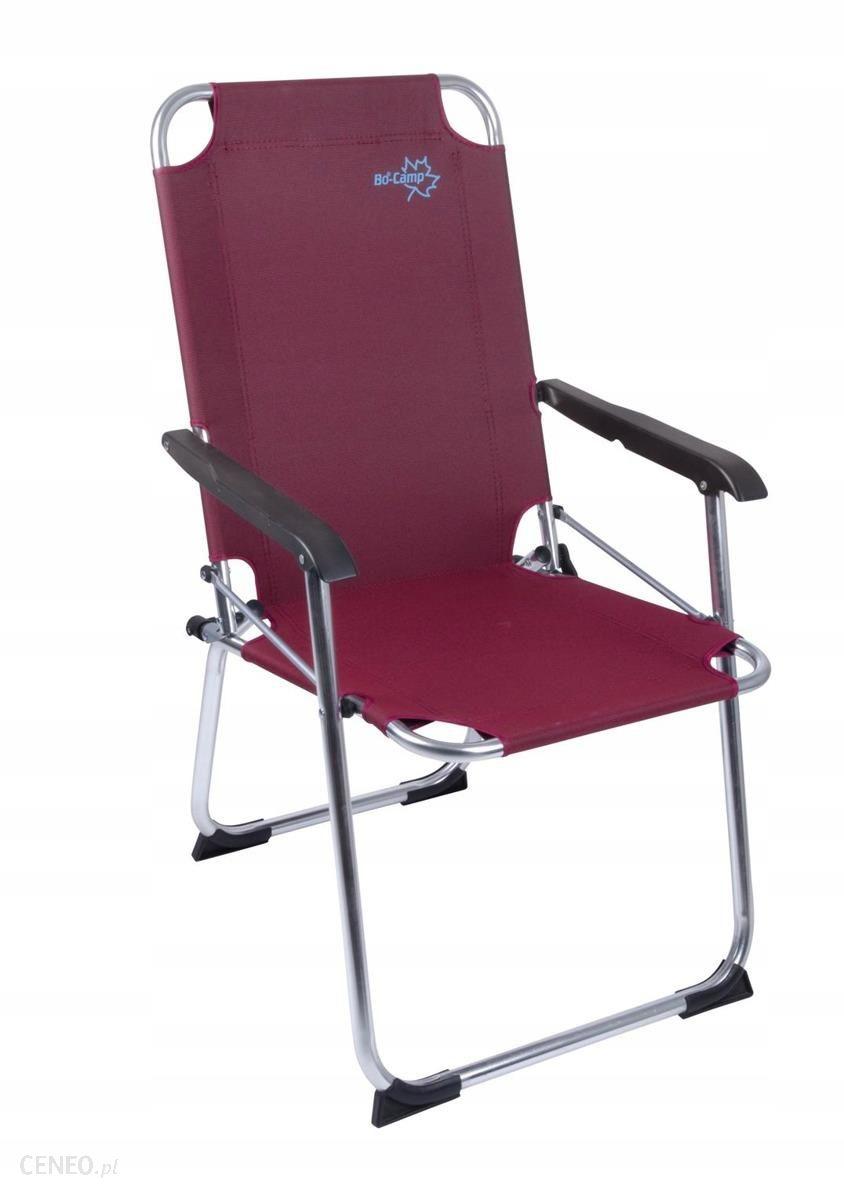 Krzesło turystyczne Copa Rio bordowe