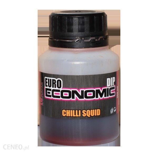 Lk Baits Dip Euro Economic Chilli Squid 100Ml