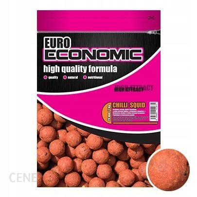 Lk Baits Euro Economic Kulki Chilli Squid 20mm 1kg