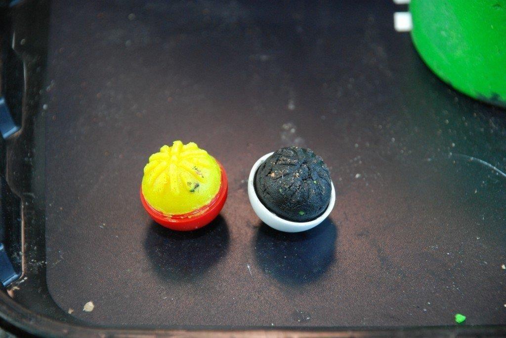 Lk Baits Karpela Cont Bait Container Black