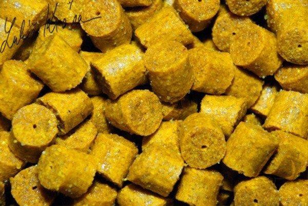 Lk Baits Kukurydziany Pellet Corn Pellets 12Mm 1Kg Luz
