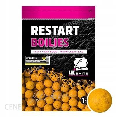 Lk Baits Restart Kulki Proteinowe Ice Vanilla 1kg