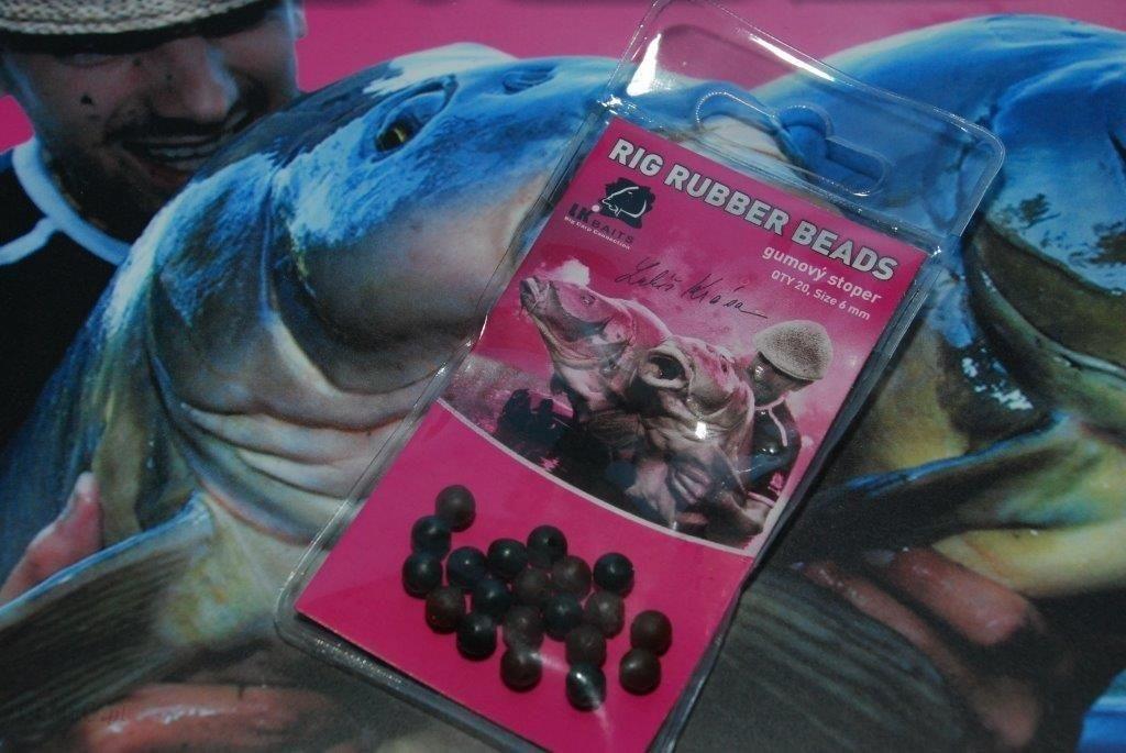 Lk Baits Rig Rubber Beads Koralik Zderzakowy 4Mm