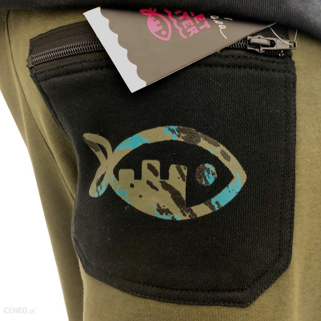 Lk Baits Street Hunter Spodnie Dresowe Xxl
