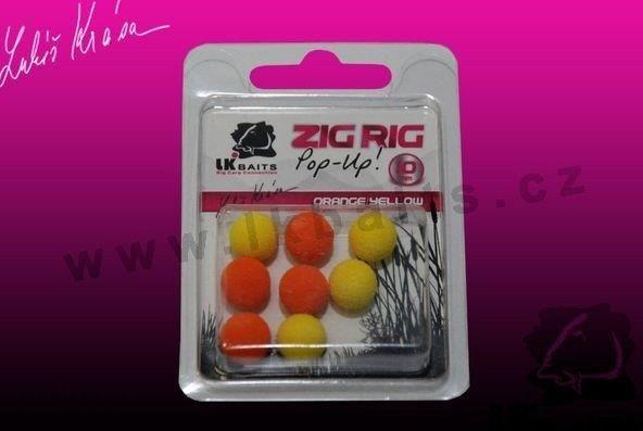 Lk Baits Zig Rig Pop–Up 10Mm Imitacja Przynęty