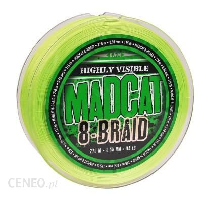 Madcat 8-Braid 270M 60-100
