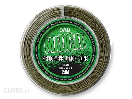 Madcat Plecionka Spliceable Leader Line 1
