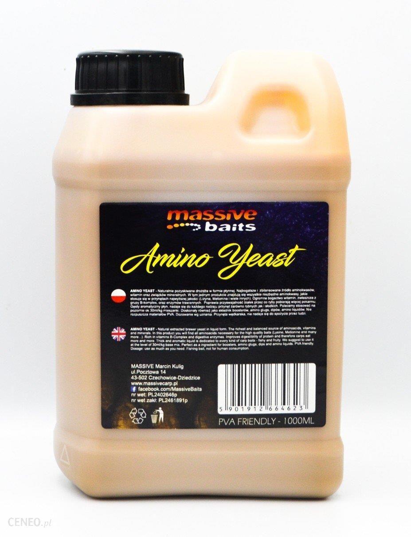 Massive Baits Amino Yeast Liquid