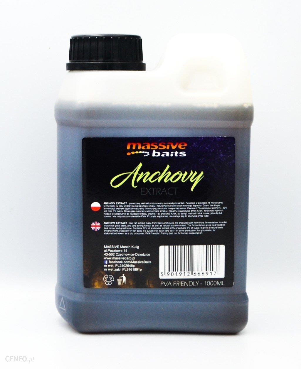 Massive Baits Anchovy Extract Liquid