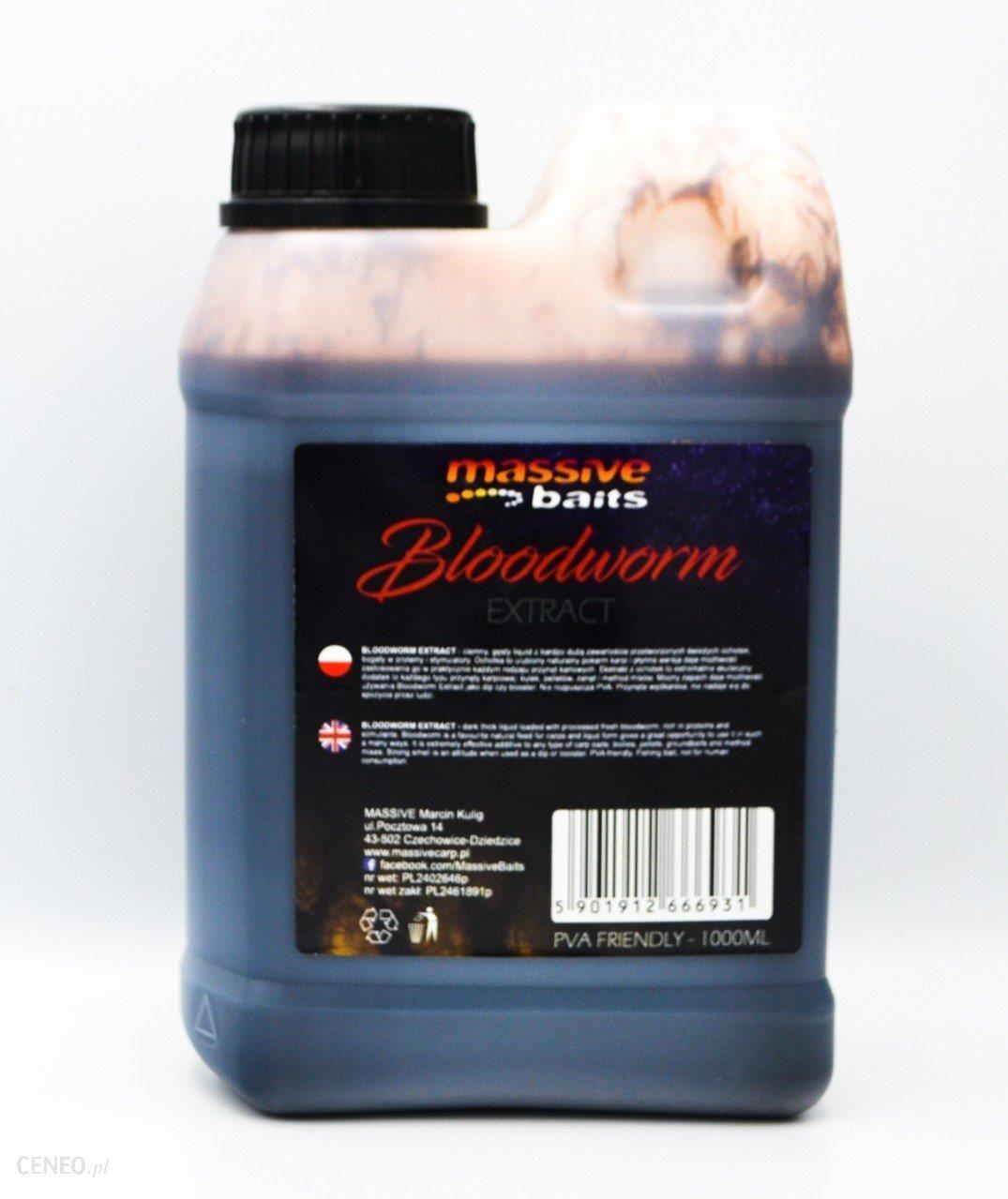 Massive Baits Bloodworm Extract Liquid