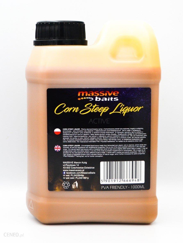 Massive Baits Corn Steep Liquor Activ Liquid