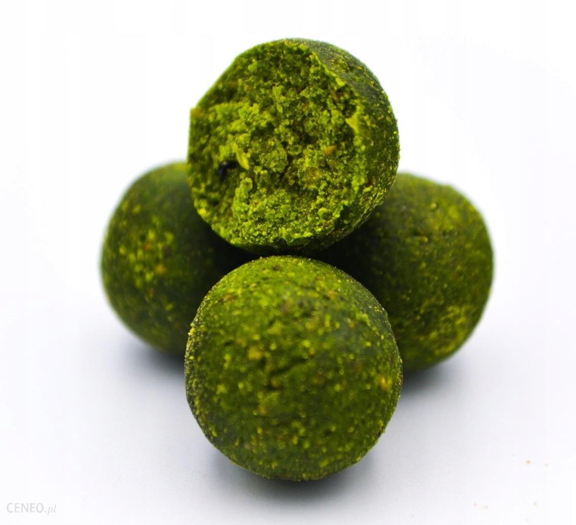 Massive Baits Kulki Green Mulberry 18mm 1kg Morwa