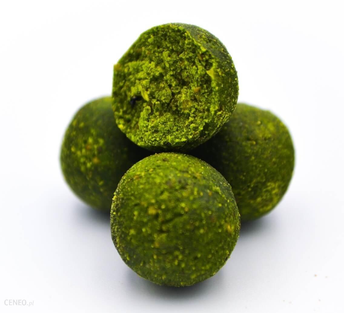 Massive Baits Kulki Green Mulberry Ts 18Mm 1Kg Luz