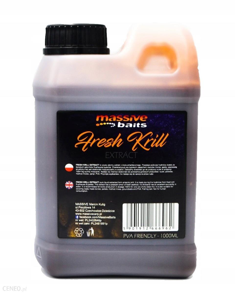 Massive Baits Liquid 1l Fresh Krill Extract