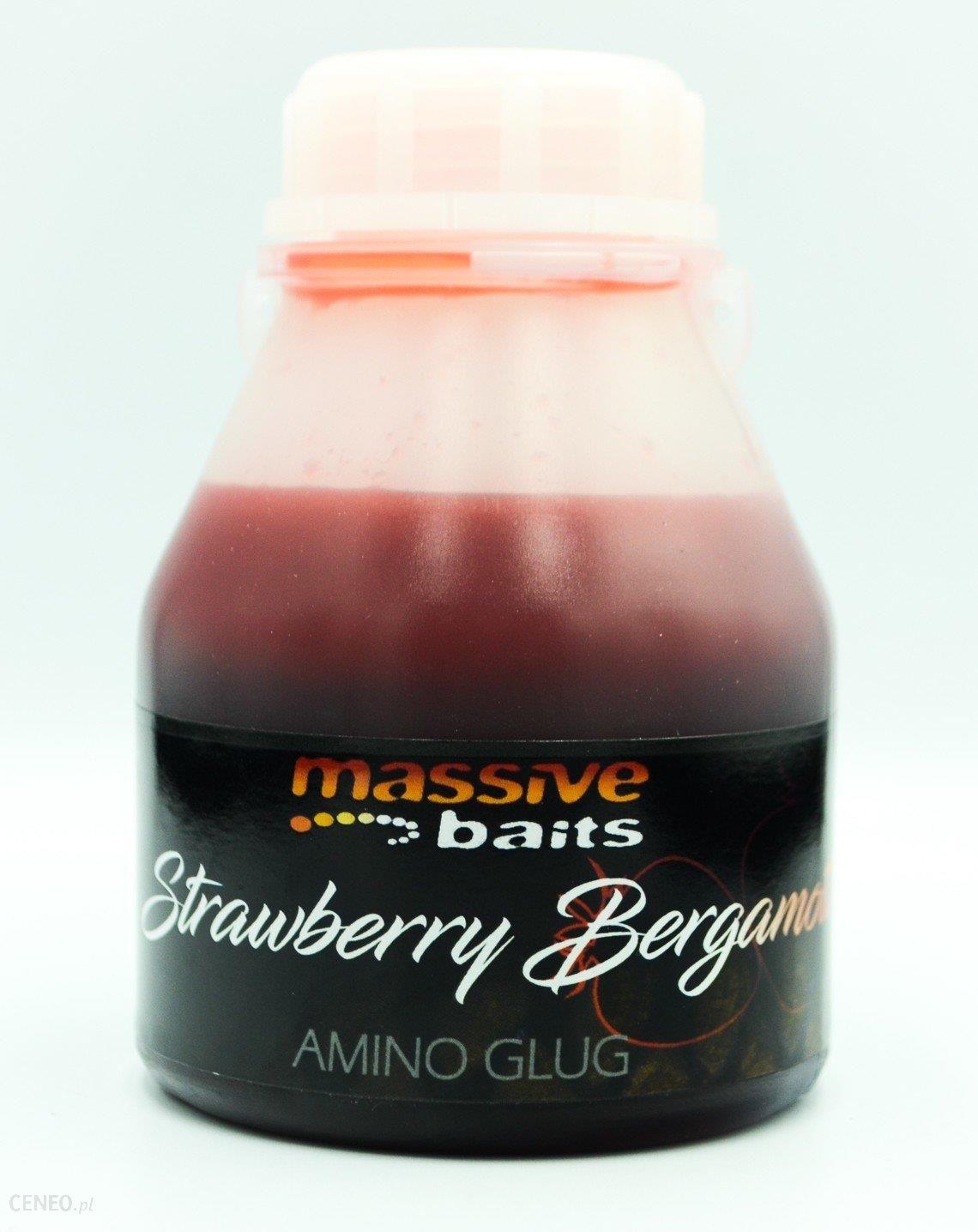 Massive Baits Strawberry Bergamotta